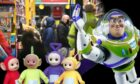 Toytown boss Alan Simpson has warned of Christmas disappointment.