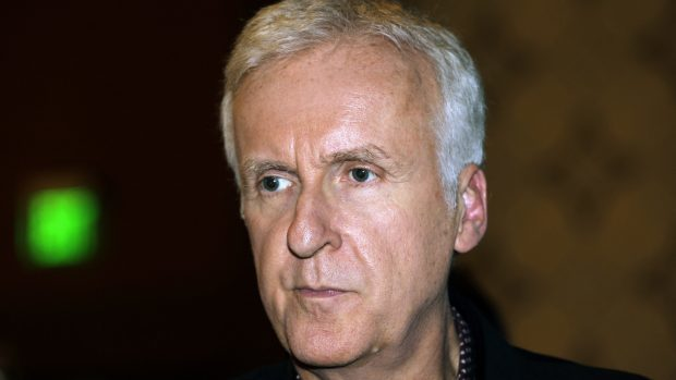 James Cameron: 'Wonder Woman' praise is
