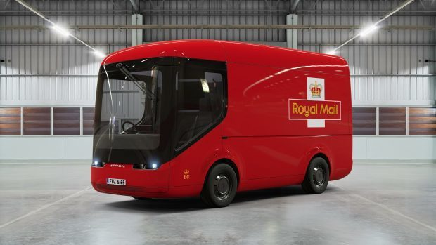 Royal Mail's new electric delivery van is just the cutest