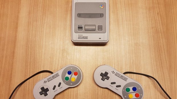 Nintendo SNES Classic pre-order sold out