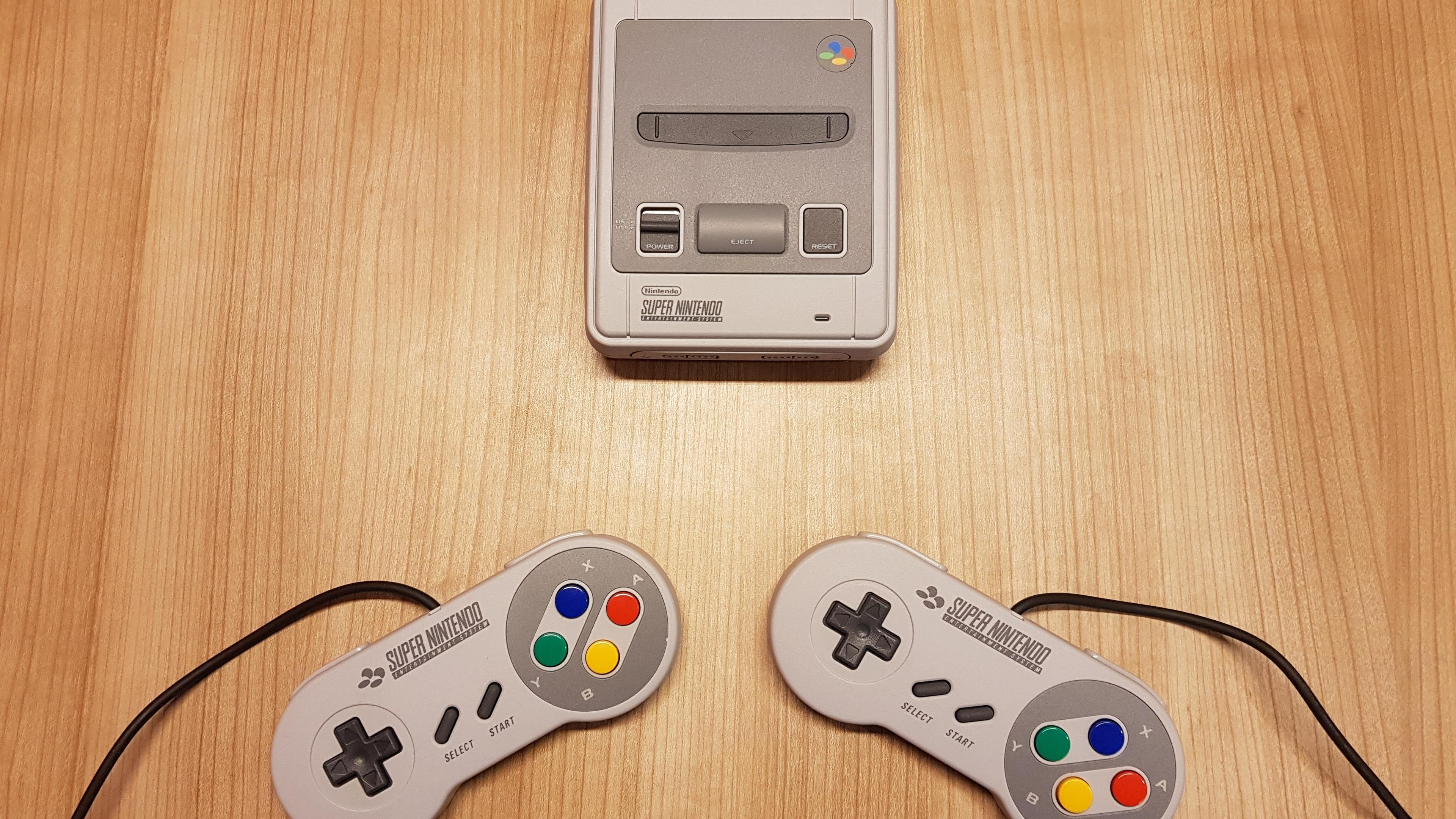 Nintendo's SNES Classic Mini: First impressions on stepping back in time - Evening Express