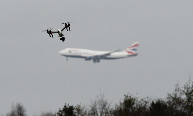 Safety concerns raised after drone hits commercial aircraft in Canada