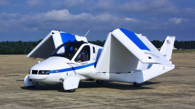 Geely moves to flying cars
