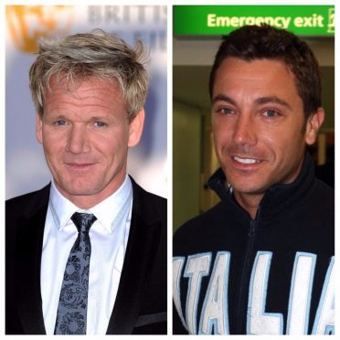 Gordon ramsay and gino dacampo ditch turkey for christmas feast syndicate post image fandeluxe Images
