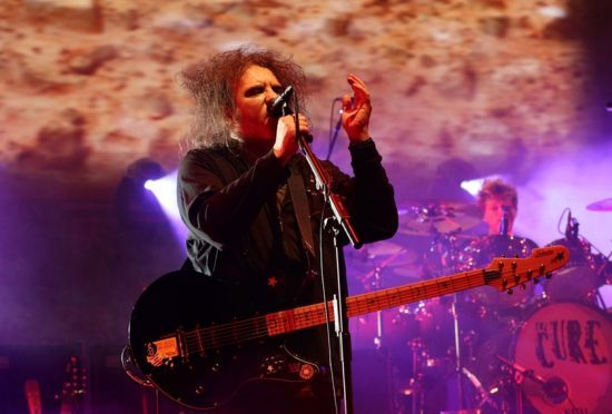 The Cure announce BST Hyde Park Mega Show