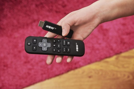 Sky launches £15 Now TV streaming stick with voice control
