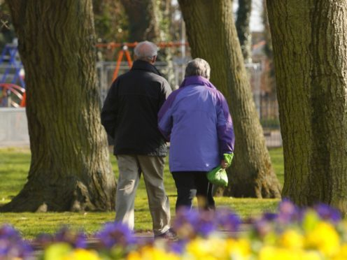Light exercise linked to lower death risk in older men