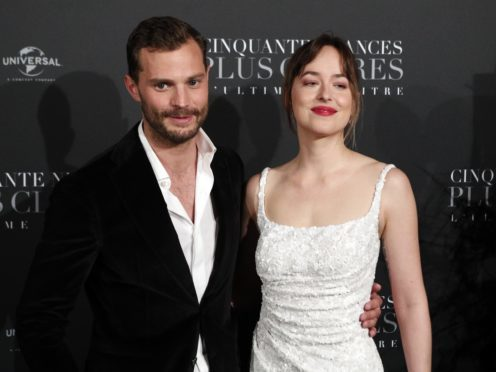 Dakota Johnson: Jamie Dornan Is A Perfectly Shady Character