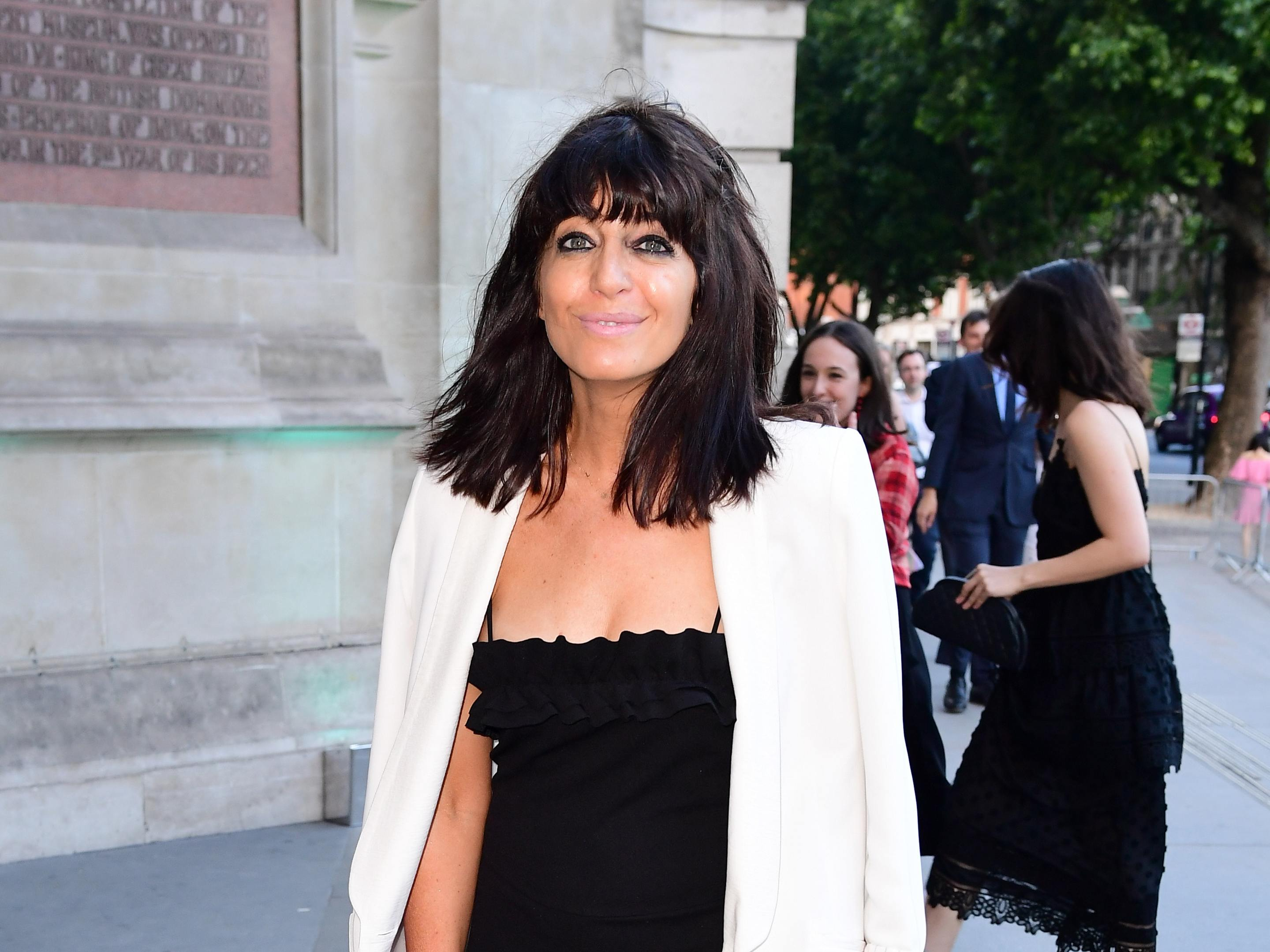 Instagram Claudia Winkleman nude photos 2019