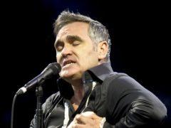 Morrissey (Ben Birchall/PA)