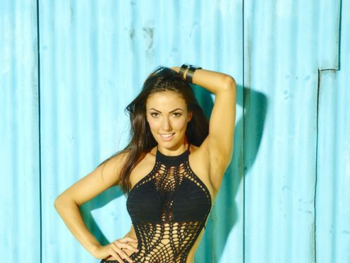 A tribute was paid to the late Sophie Gradon before Love Island (Joel Anderson/ITV/PA)