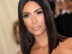Kim Kardashian said the announcement was the 'best news ever' (Aurore Marechal/PA)