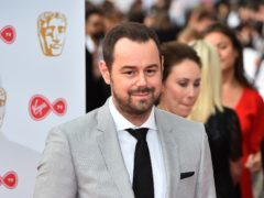 Danny Dyer has joked about his youngest daughter ending up in the Love Island villa (Matt Crossick/PA)