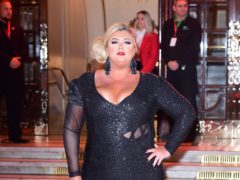 Gemma Collins claims to have made a sex tape and will sell it for £1,000,000 (Ian West/PA Wire)