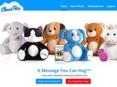 Some retailers have dropped CloudPets toys over cyber-security cencerns. (CloudPets/PA)