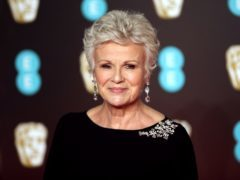 Dame Julie Walters is featured in the exhibition (Yui Mok/PA)