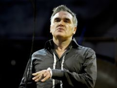 Morrissey's manager has criticised the organiser of a protest against the musician (Ben Birchall/PA)