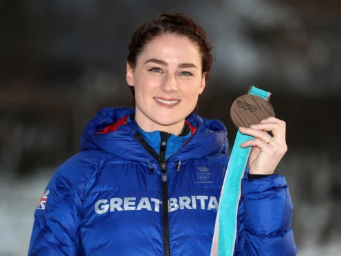 Laura Deas won bronze at the 2018 Winter Olympics (Mike Egerton/PA Images)