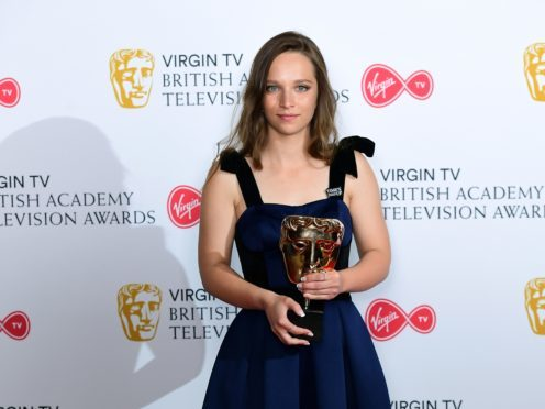 Molly Windsor will star alongside Katherine Kelly in thriller series Cheat (Ian West/PA)
