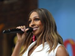Alexandra Burke has cancelled her The Truth Is tour (Tim Whitby/PA)