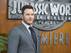 Chris Pratt arrives at the Los Angeles premiere of Jurassic World: Fallen Kingdom. (Chris Pizzello/Invision/AP)