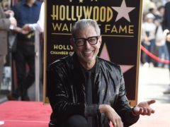 Actor Jeff Goldblum is perhaps best known for starring in the Jurassic Park franchise (Chris Pizzello/Invision/AP)