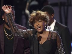 Anita Baker was awarded the Lifetime Achievement Award at the BET Awards in Los Angeles ( Richard Shotwell/Invision/AP)