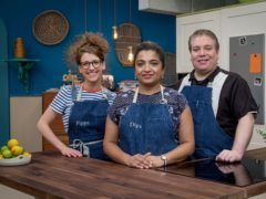 Britain's Best Home Cook finalists said it was daunting cooking for Mary Berry (BBC/KEO Films)
