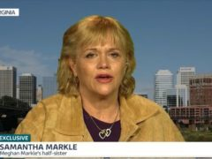 Samantha Markle has not denied she will appear on Celebrity Big Brother (ITV)