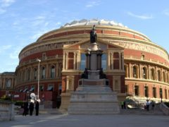 The Royal Albert Hall's artistic director has warned classical instruments risk becoming extinct. (Myung Jung Kim/PA)
