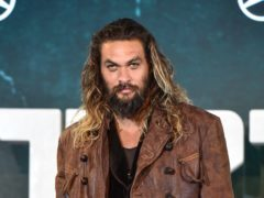 Jason Momoa stars in the trailer for the upcoming superhero movie Aquaman (Matt Crossick/PA Wire)