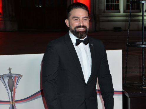 SAS: Who Dares Wins star Ant Middleton (John Stillwell/PA)