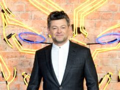 Andy Serkis has directed Mowgli (Ian West/PA)