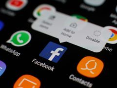 Facebook has added a new feature which enables users to see the adverts any firm with a Facebook page is running on the site (Yui Mok/PA)