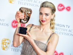 Vanessa Kirby has spoken out about the gender pay gap and encouraged celebrities to discuss it publicly (Ian West/PA)