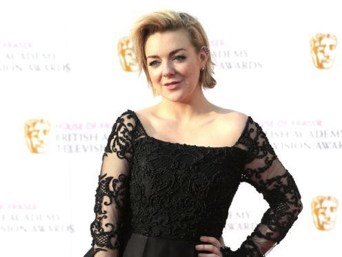 Sheridan Smith's West End play Funny Girl will get a nationwide cinema release (Jonathan Brady/PA)