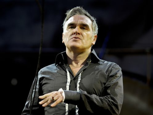 Tim Booth and Morrissey both enjoyed success in the 1980 (Ben Birchall/PA)