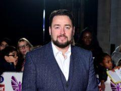Jason Manford has postponed his comedy show (Ian West/PA)