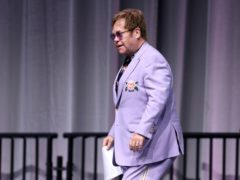 Sir Elton John has spoken about his attmepts to help his late friend George Michael with his drug addiction. (Gareth Fuller/PA)