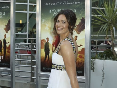 Mandy Moore wowed on the red carpet for her latest film, The Darkest Minds (Willy Sanjuan/Invision/AP)