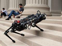 MIT's Cheetah 3 robot (MIT/PA)