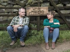 Bad Move starring Jack Dee and Kerry Godliman will return for second series this year (Open Mike Productions/ITV)