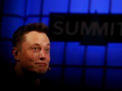 Elon Musk (Brian Lawless/PA)