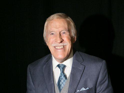 Sir Bruce Forsyth died aged 89 last year (Daniel Leal-Olivas/PA)