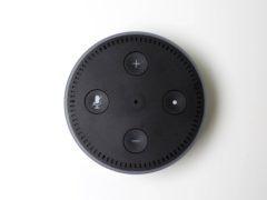 Smart speaker (David Parry/PA)