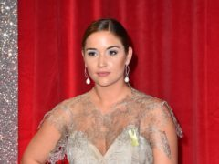 Jacqueline Jossa posts cryptic message while husband Dan Osborne is in CBB house (Matt Crossick/PA)