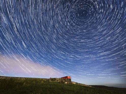 Look up this weekend for annual meteor shower
