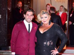 Gemma Collins says she can see a future for her and on-off partner James Argent. (Ian West/PA)