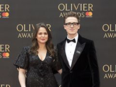 Tom and Giovanna Fletcher have announced the birth of their third son (Isabel Infantes/PA)