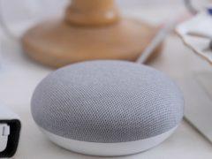 A smart speaker (Federica De Caria/PA)